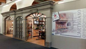 Esponiamo alla 80° Mostra dell' Artigianato di Firenze