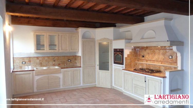 Fabulous cucina in muratura con dispensa with cucine in muratura particolari - Cucine particolari in muratura ...