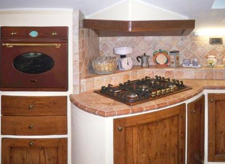 Cucina In Muratura Per Esterni. Foto Della Cucina In Muratura ...