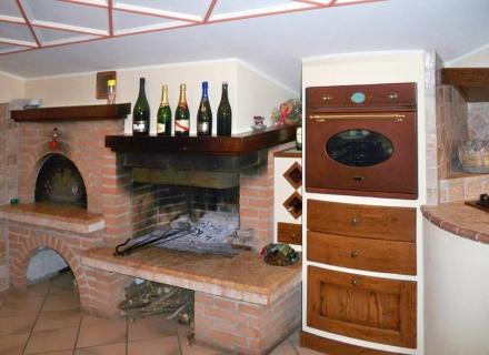 Cucine in muratura per piccoli spazi